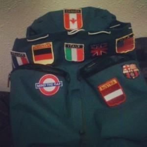 My trip bag