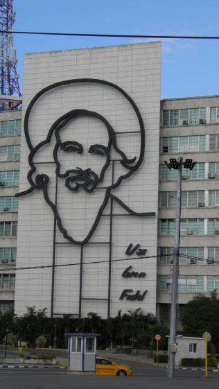 Camilo Cienfuegos (not Fidel, as I had thought)
